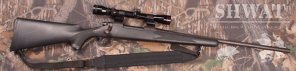 Remington 700 basic