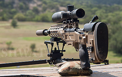 Long Range Tactical Precision Rifle