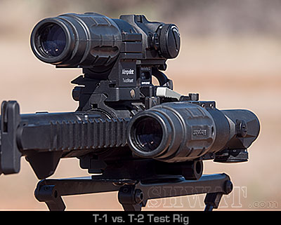 Test Aimpoint T-2