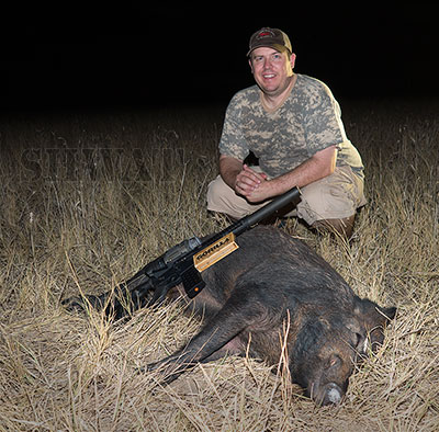 300 Blackout Hog Hunting
