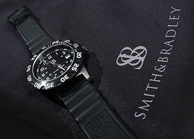 Smith and Bradley Tactical Watch