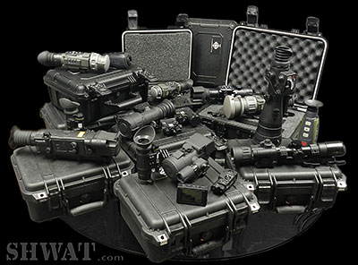 Rent Night Vision Gear
