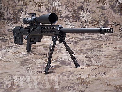 Remington 700 Tactical Chassis Rifle
