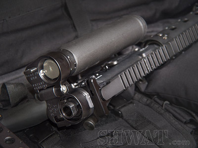 Law Tactical Folding Stock Adapter