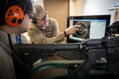 Sportsman Shooting Centertsman Shooting Center Zeroing