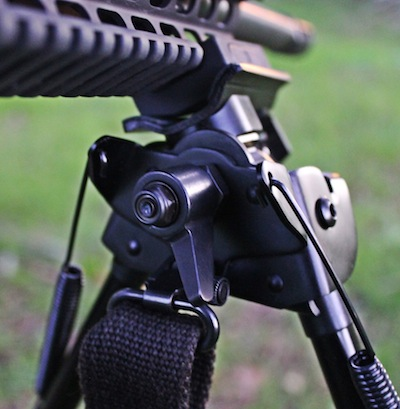 TraversTrack Bipod Kevin Reese