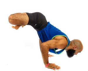 Vinyasa Workshop Arm Balance Shoulder Mechanics