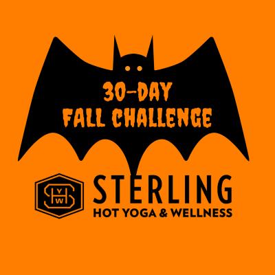 30 Day Fall Challenge - SHYW