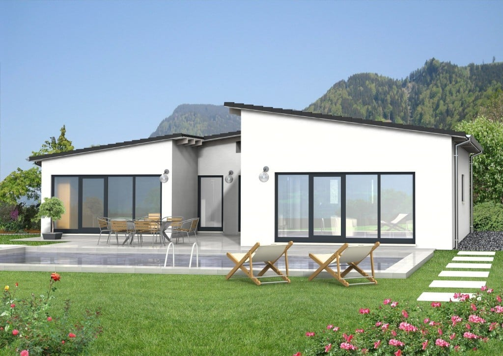 Bungalow Ideen Haus-ideen Bungalow. So Individuell Wie Sie Selbst!