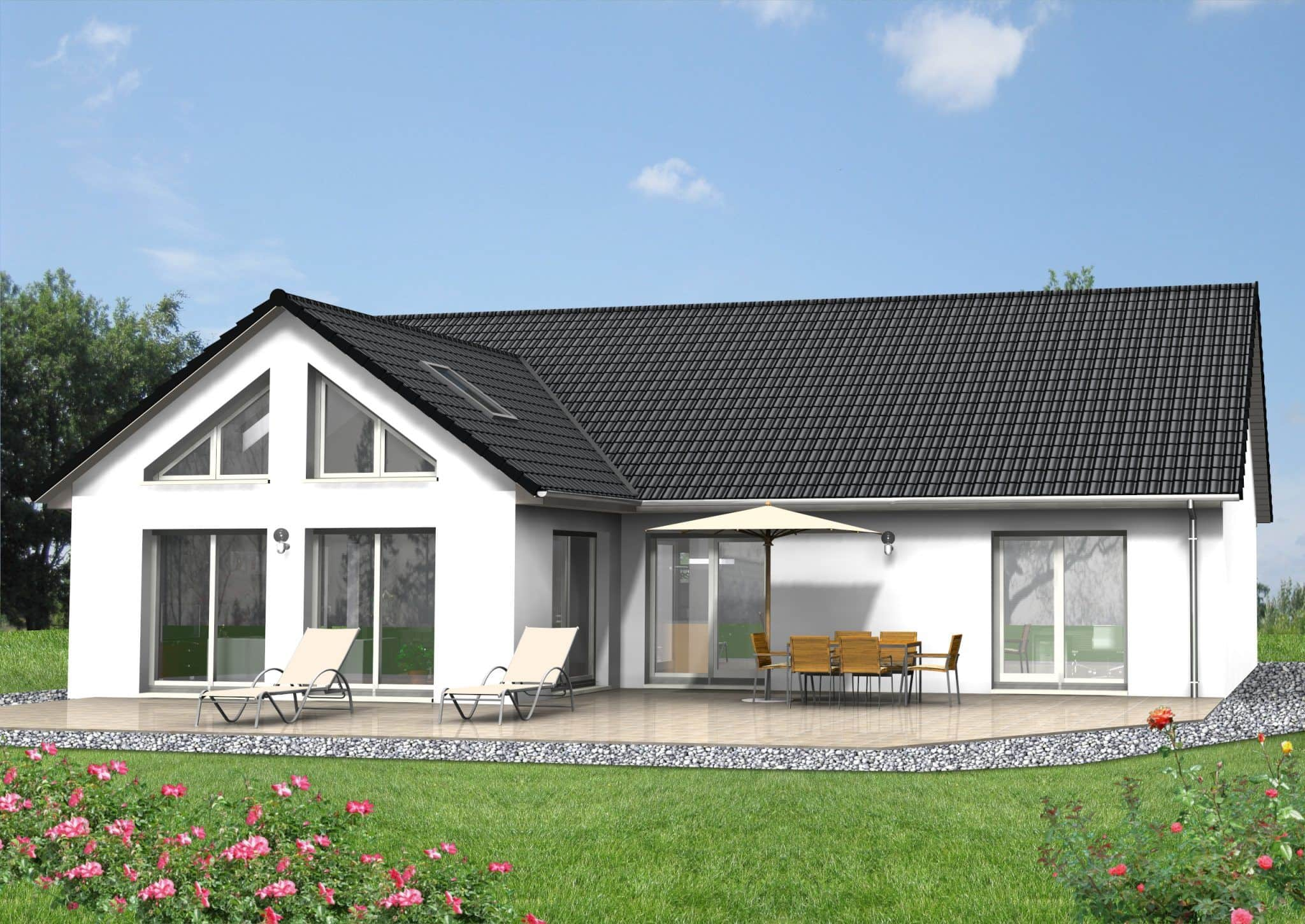Bungalow Ideen Haus Ideen Bungalow So Individuell Wie Sie Selbst