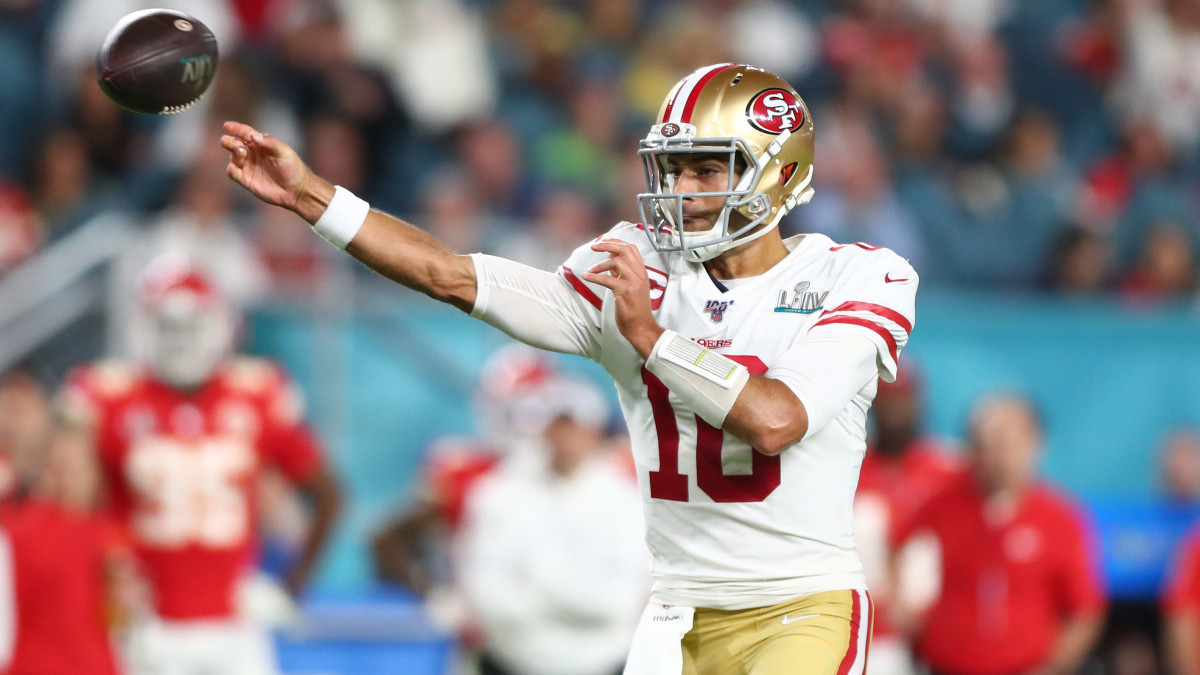 Nfl Mailbag What 2020 Means For Niners Jimmy Garoppolo Sports Illustrated