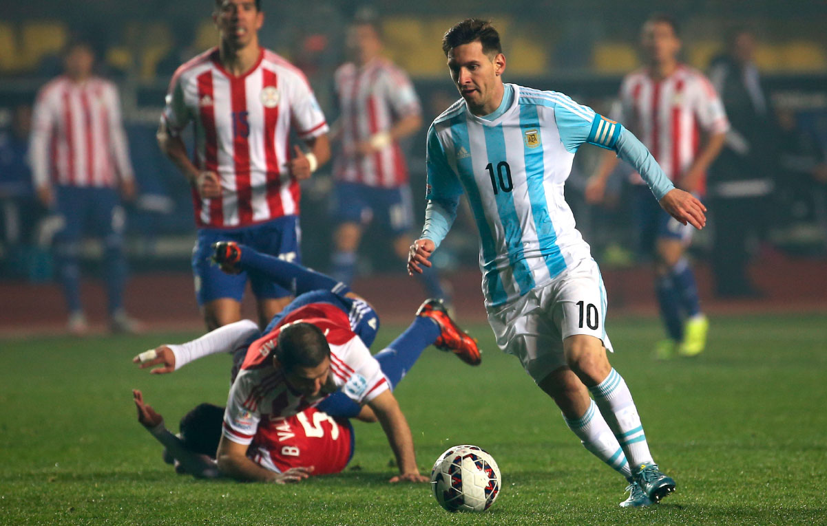 Leo Messi Lionel Messi On Copa America 2016 And His American Dream
