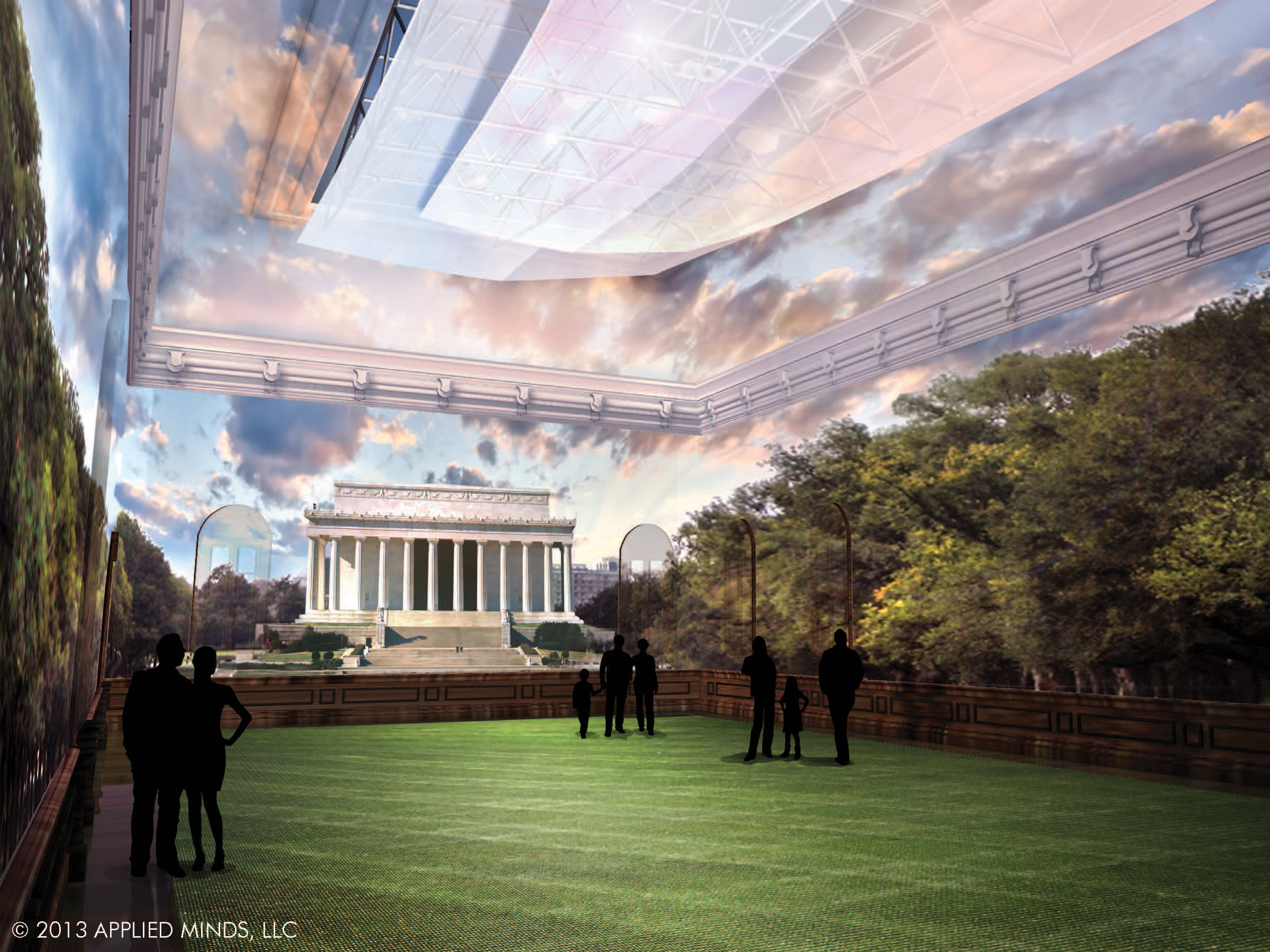 Grand Salon Smithsonian American Art Museum Selects Winner For Renwick Gallery