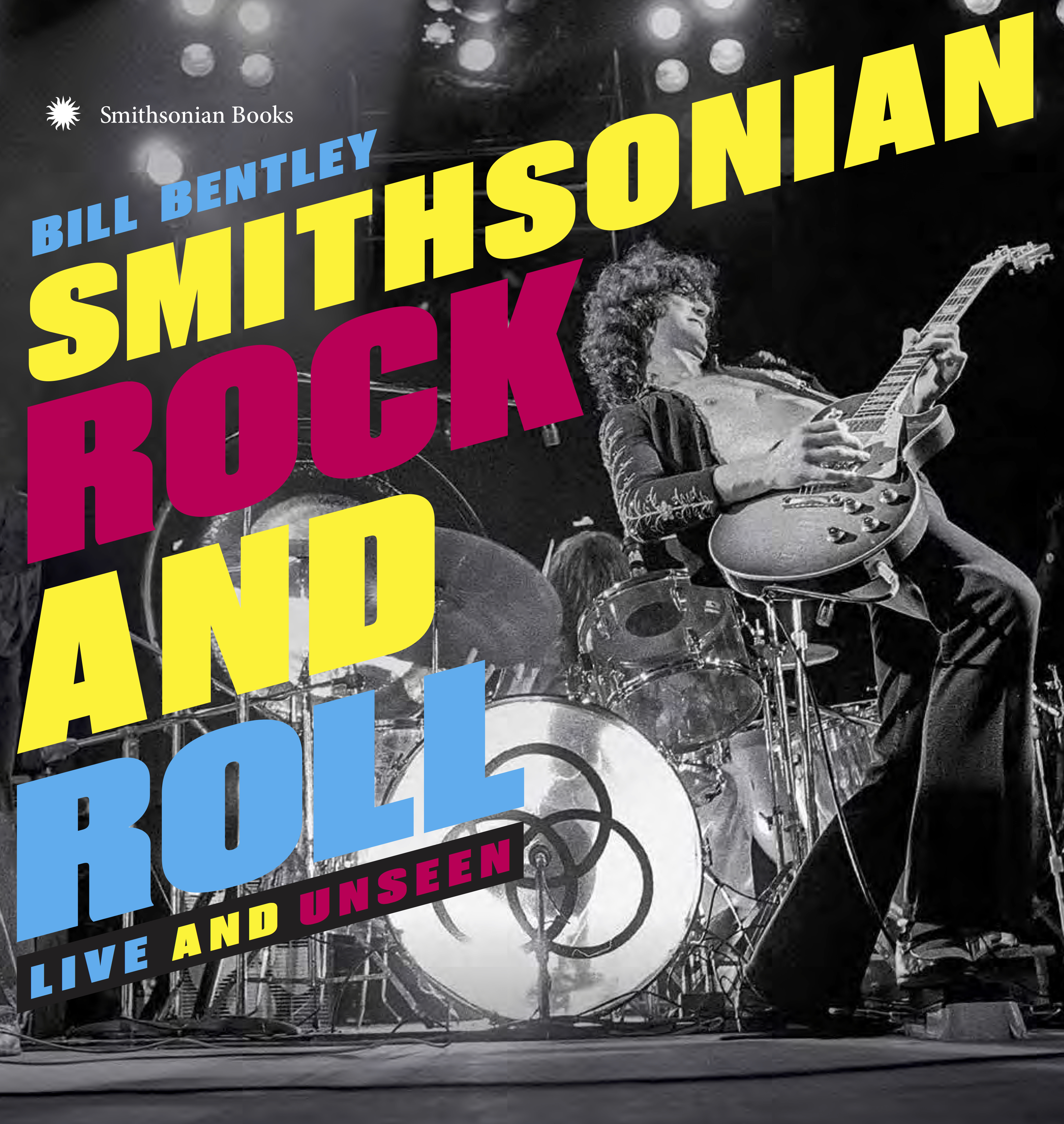 Rock Music Cover Smithsonian Books Releases