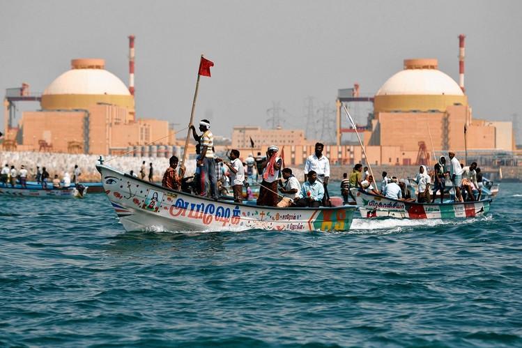 India\u0027s Nuclear Ambitions Rattle Tsunami-Hit Coast - WSJ