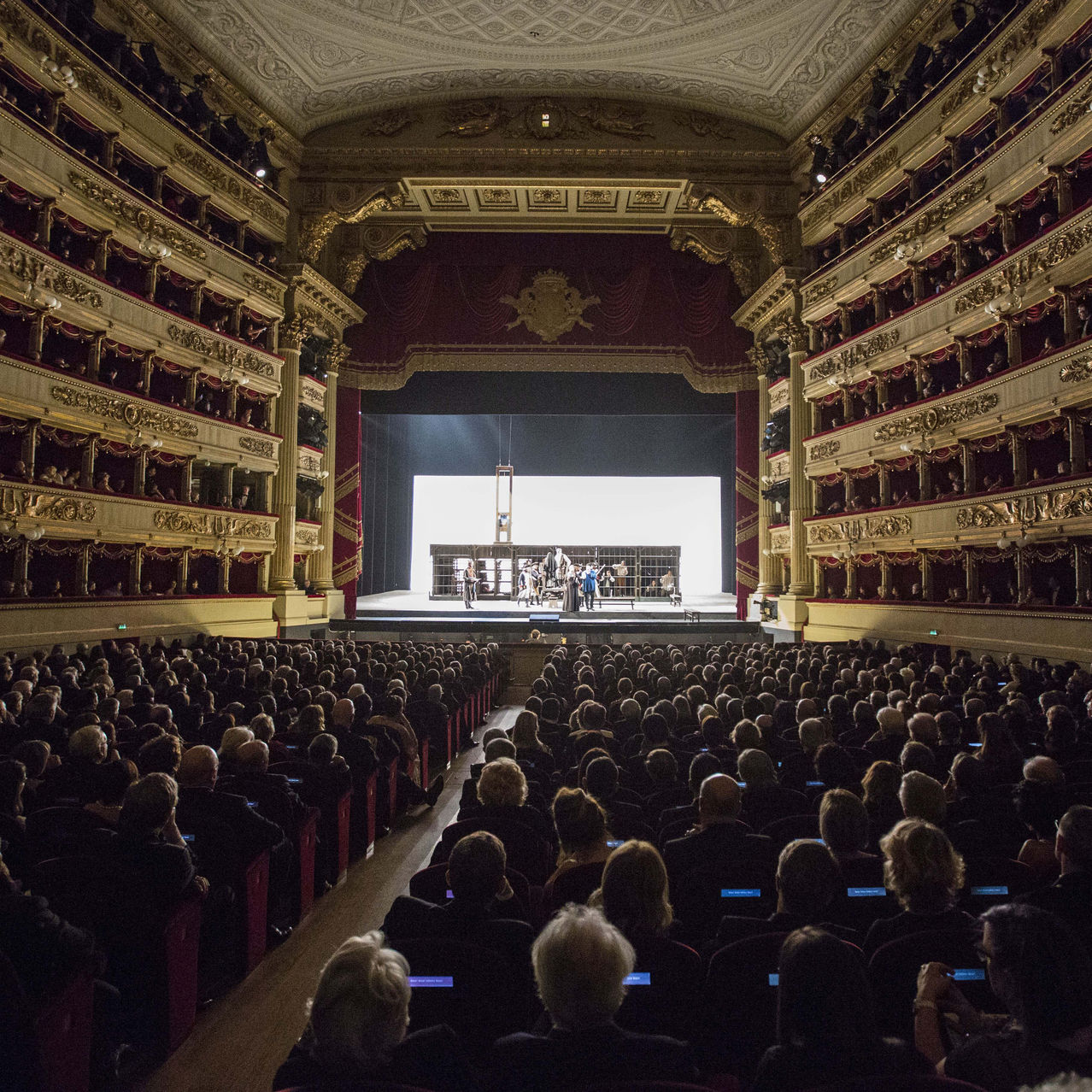 Arte Concert Opera De Paris How Europe S Opera Houses Won Over Millennials Wsj