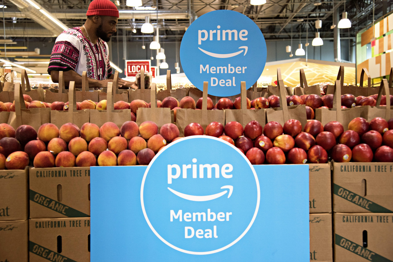 Amazon Whole Foods Attention Amazon Prime Members Who Shop At Whole Foods You