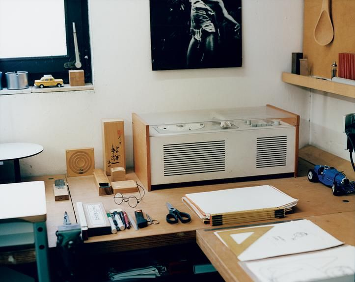 Dieter Rams is the Godfather of Design - WSJ