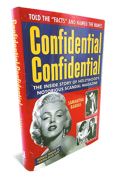 Confidential Confidential\u0027 Review All the Sleaze Fit to Print - WSJ