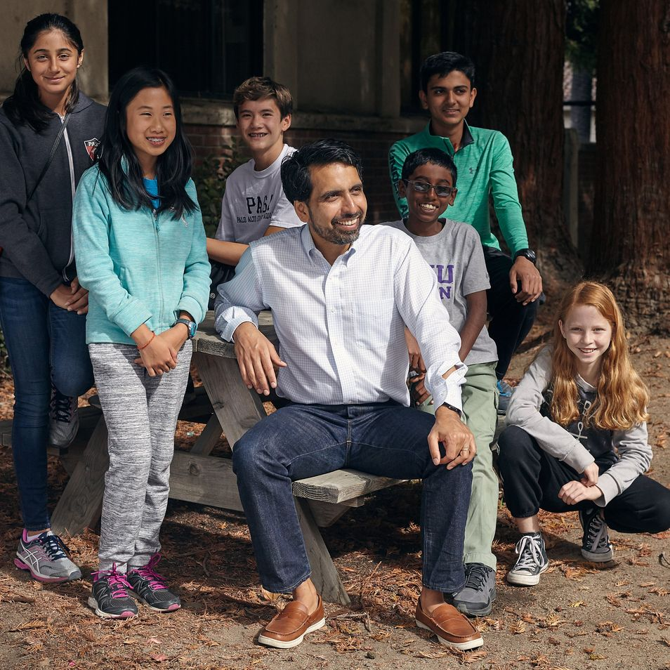 Khan Academy Where Khan Academy S Founder Gets Advice Balance And An