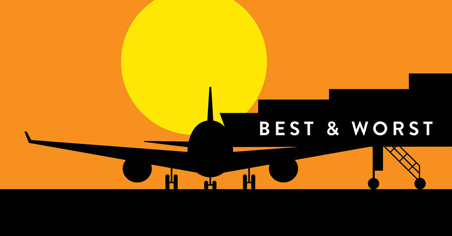 The Best and Worst US Airlines of 2018 - WSJ