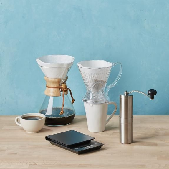 Coffee for Overachievers A Comprehensive Guide to Better Brew - WSJ