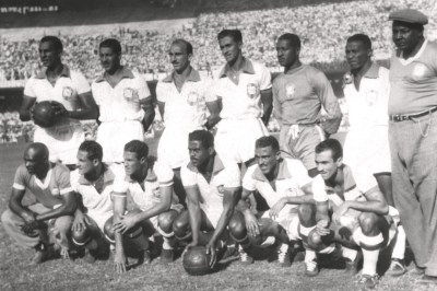 Photos: The 1950 World Cup in Brazil - WSJ