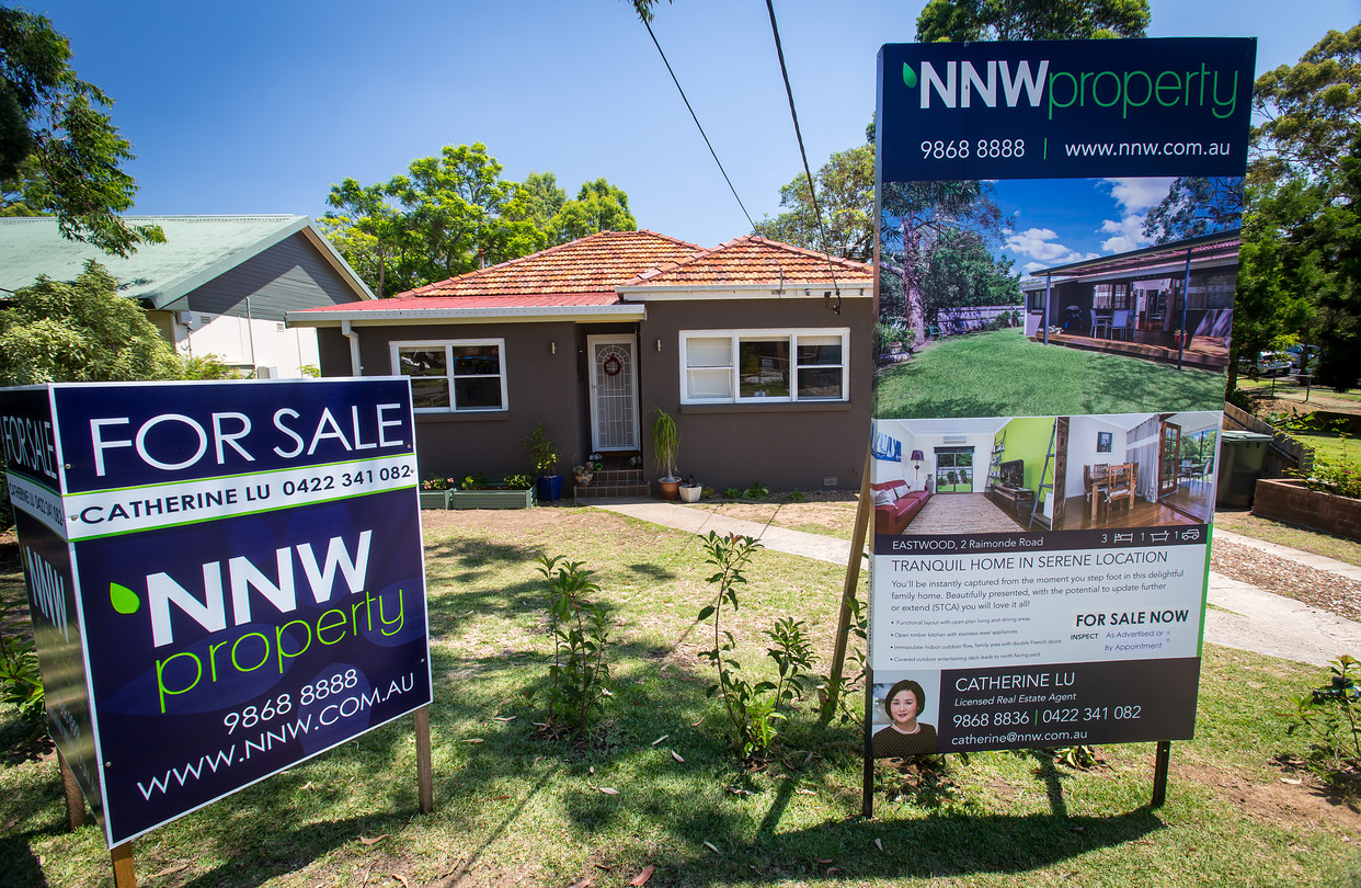 Sold House Prices Australia Moody S Warns On Australia House Prices Wsj