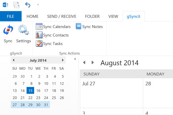 Syncing Microsoft Outlook and Google Calendar a Guide to the