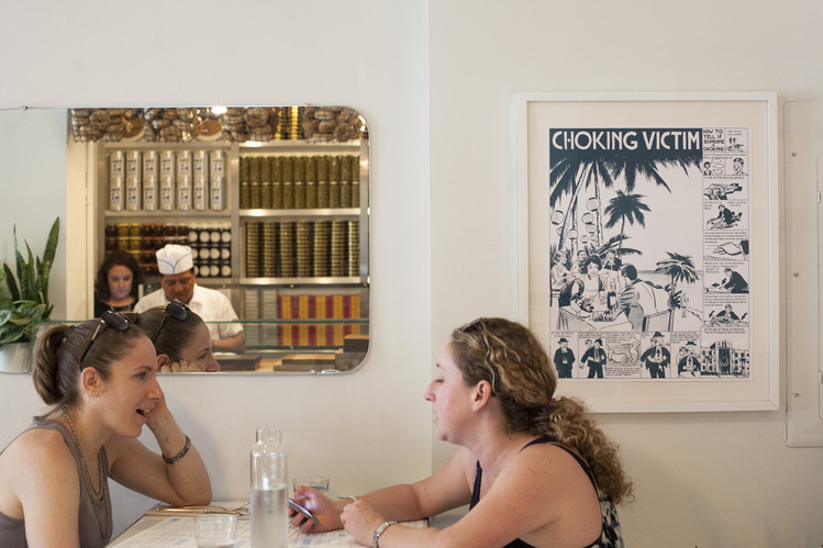 New York City Restaurant Choking Posters Get An Alternative Makeover