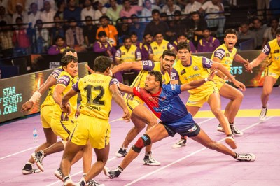 What is Kabaddi? New League Draws Sellout Crowds in India - India Real Time - WSJ