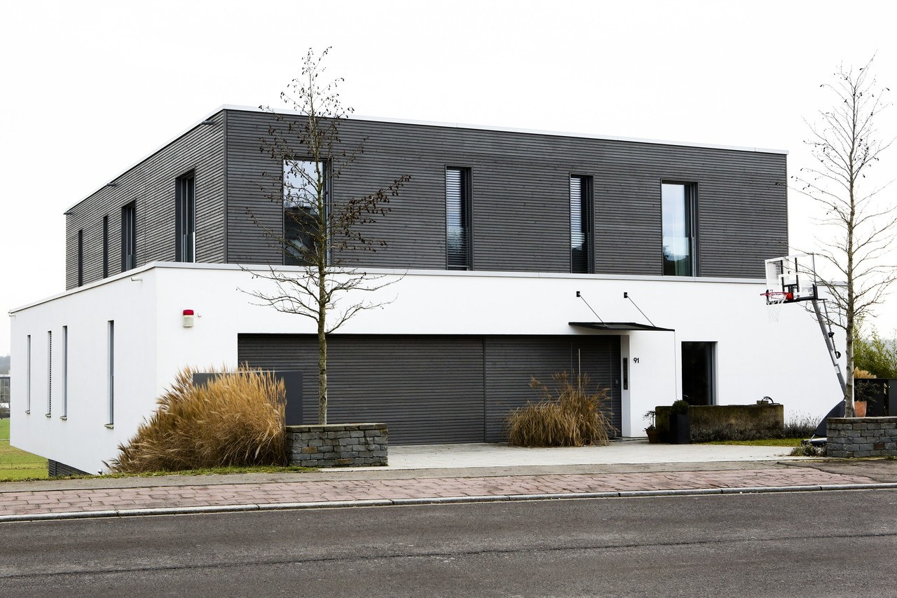 Baufritz Modern Living Million Dollar Homes Built On A Factory Floor Wsj