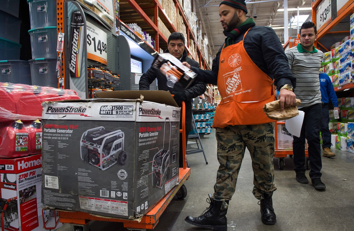 Vaughan Home Depot At Home Depot What Is A Order Fulfillment Associate Five