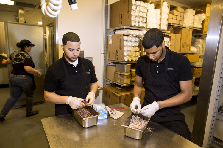 Inside Chipotle\u0027s Kitchen What\u0027s Really Handmade - WSJ