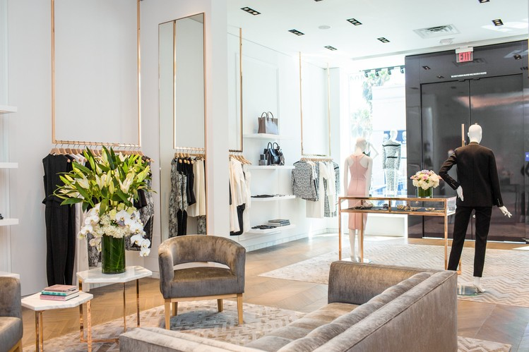 Inside the KLS store in Beverly Hills, which designer Kimora Lee Simmons opened in June.