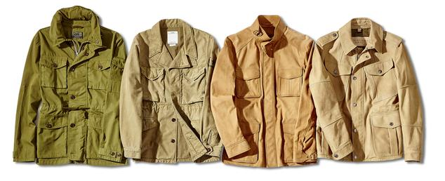 A Guide to Hunting Down the Ideal Field Jacket - WSJ