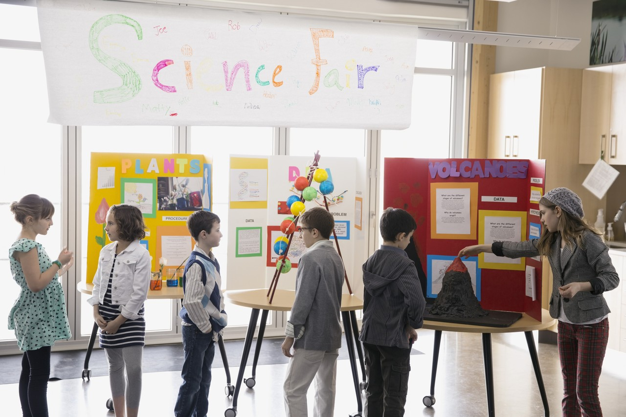 B&q Kitchen Design Jobs How To Survive The School Science Fair Wsj