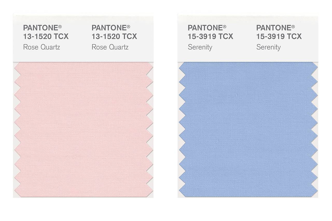 Pantone Color 2016 Why Pantone Released Two 2016 Colors Of The Year Wsj