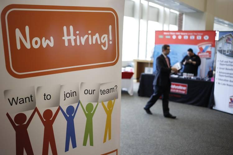 Employers Find \u0027Soft Skills\u0027 Like Critical Thinking in Short Supply - 9 sample job fair reports