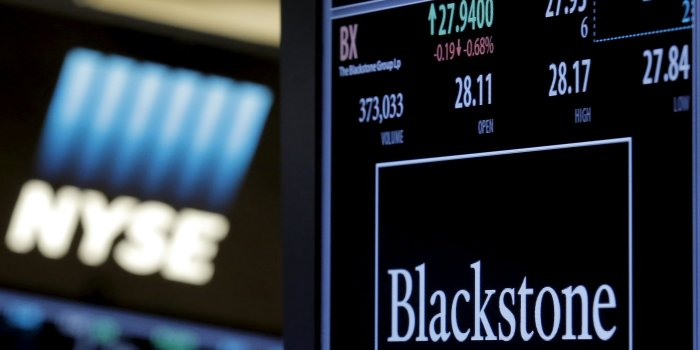 Blackstone Sells Part of Stake in NCR - WSJ