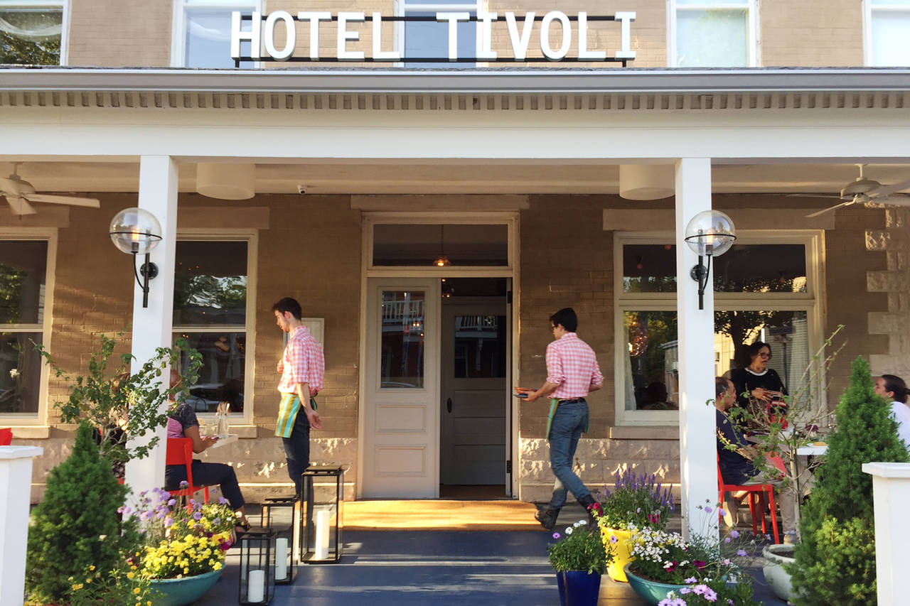 Tivoli Ny Places To Stay Choose Your Own Hudson Valley Adventure Wsj