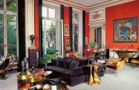 Recreate a Glamorous 1970s Parisian Living Room - WSJ