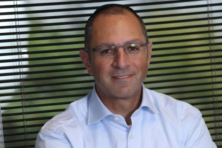 Gilles Gade, founder and chief executive of Cross River Bank