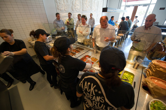 Chipotle Chief\u0027s Message Fix Immigration - WSJ