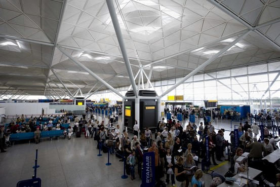 Baa To Sell London Stansted Airport Wsj