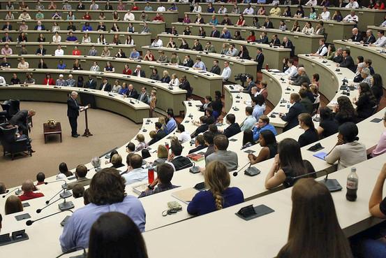 Law School Deans Question Sharp Drop In Bar Exam Scores
