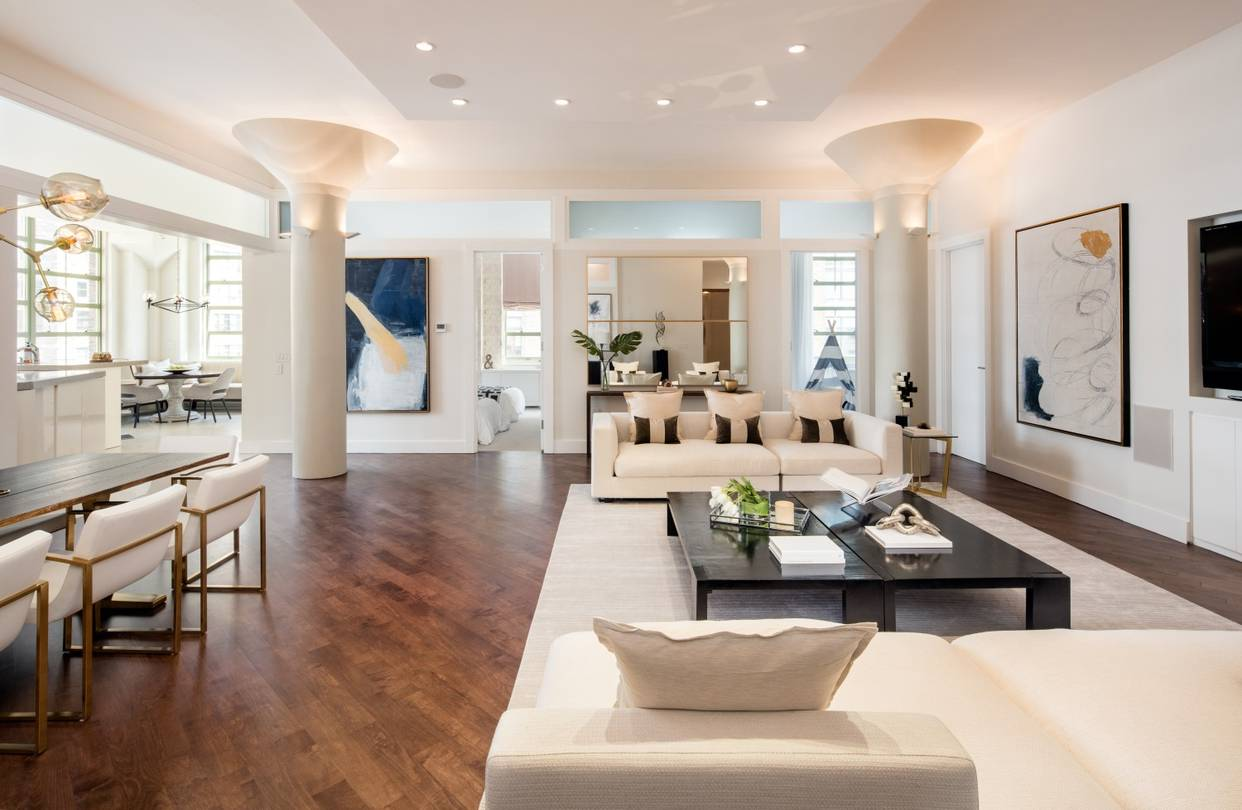Soggiorno Sunny Bethenny Frankel Finds A Buyer For Her Tribeca Apartment - Wsj