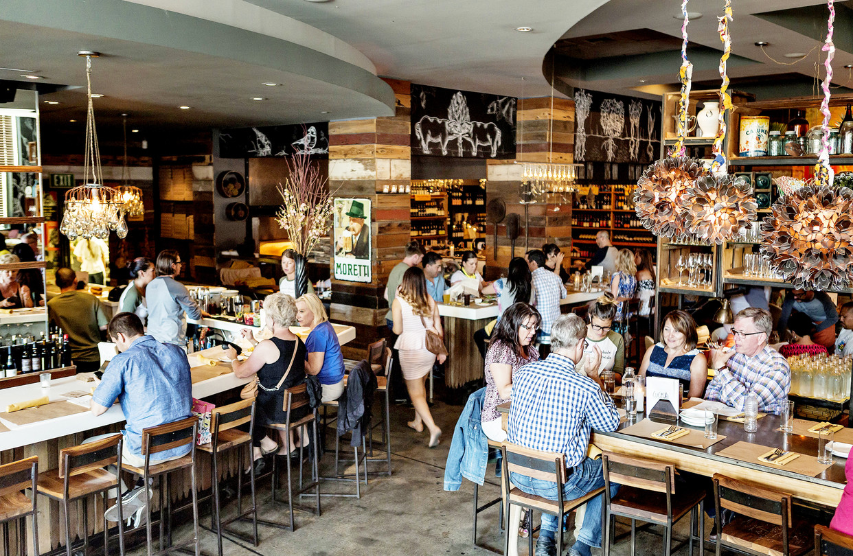 Cucina New York Grand Central Surf S Up For San Diego S Wine And Food Scene Wsj