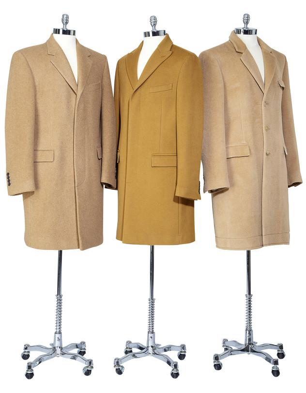 A Guide to Finding the Perfect Camel Coat - WSJ