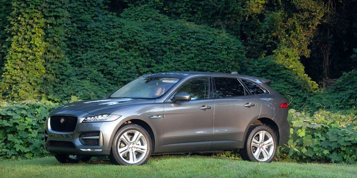 Jaguar Gets Into the SUV Game at Long Last - WSJ